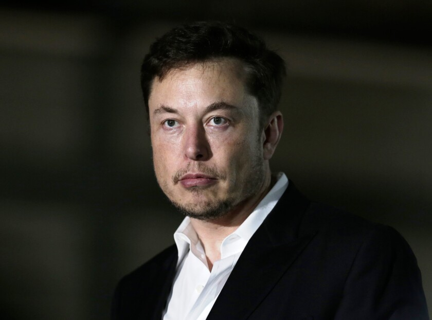 Tesla CEO Elon Musk said a former employee is accused of hacking into the manufacturing computers and disclosing trade secrets.