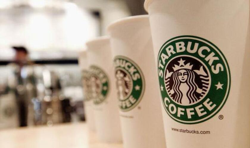 Starbucks to post calorie counts on menu boards nationwide