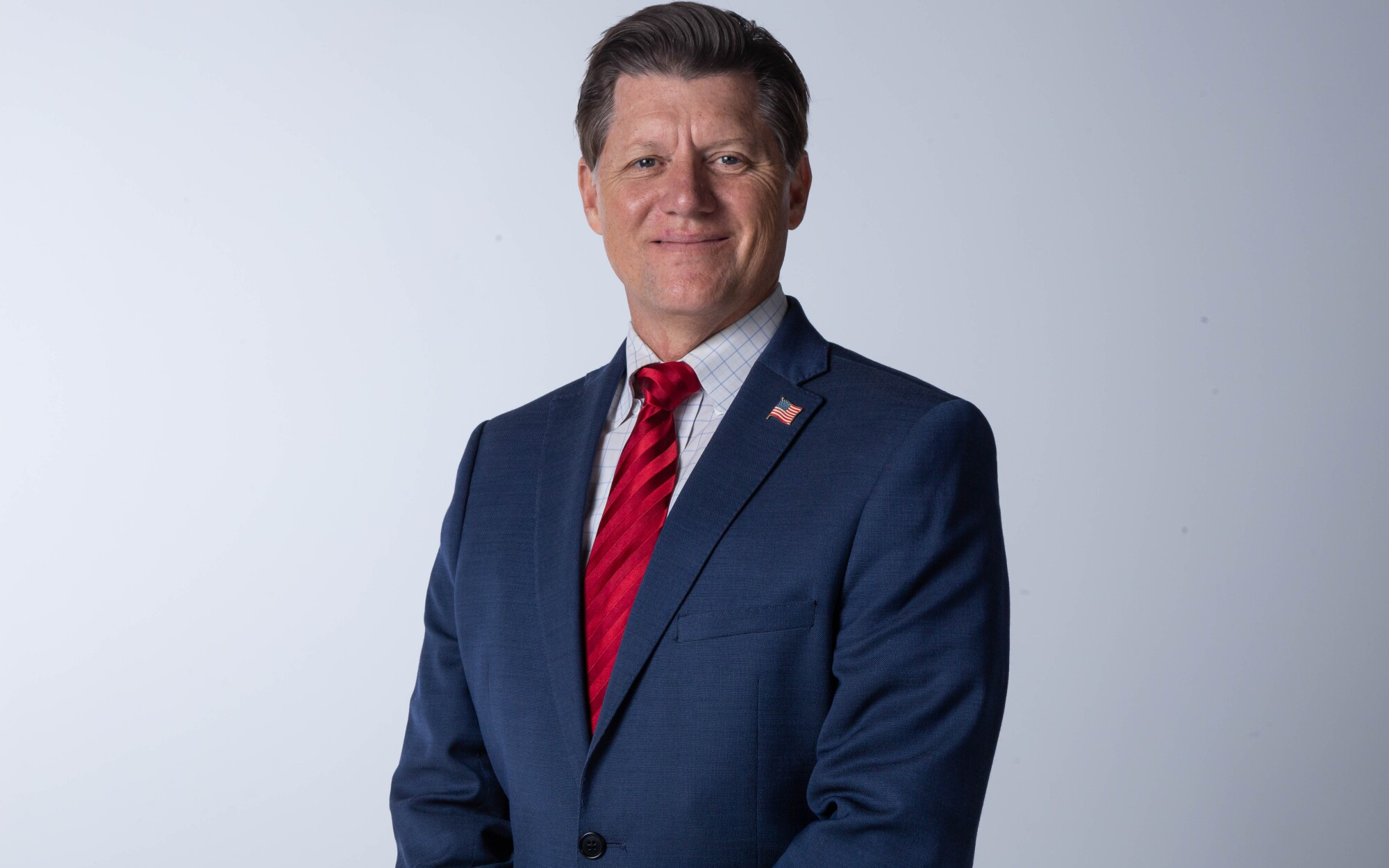 Brian Jones, candidate for the 50th Congressional District
