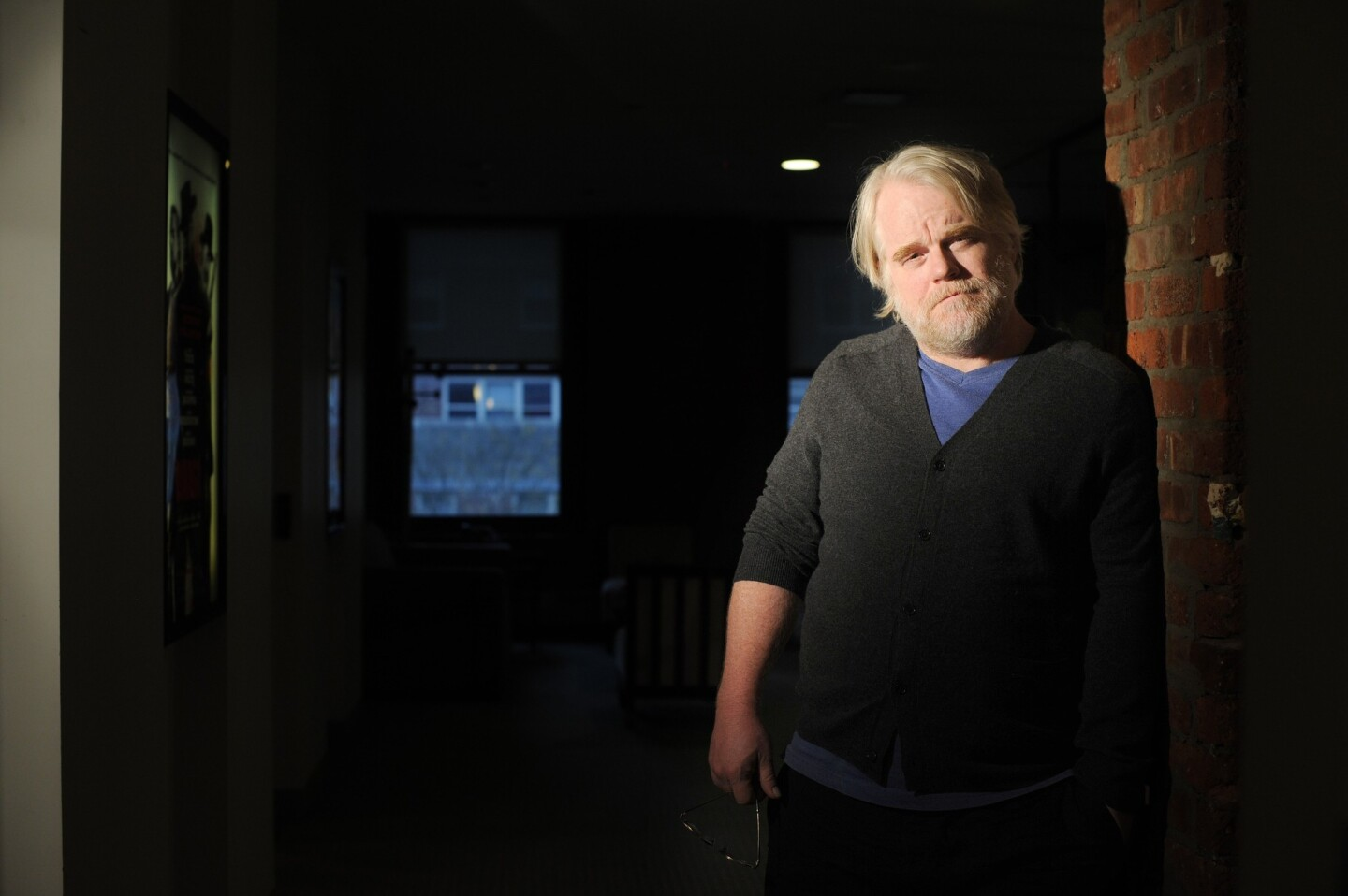 """From the Hoffman family: """"We are devastated by the loss of our beloved Phil and appreciate the outpouring of love and support we have received from everyone. This is a tragic and sudden loss and we ask that you respect our privacy during this time of grieving. Please keep Phil in your thoughts and prayers."""""""