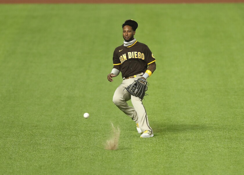 Jurickson Profar is valued by the Padres for his ability, versatility and his fit in the clubhouse.