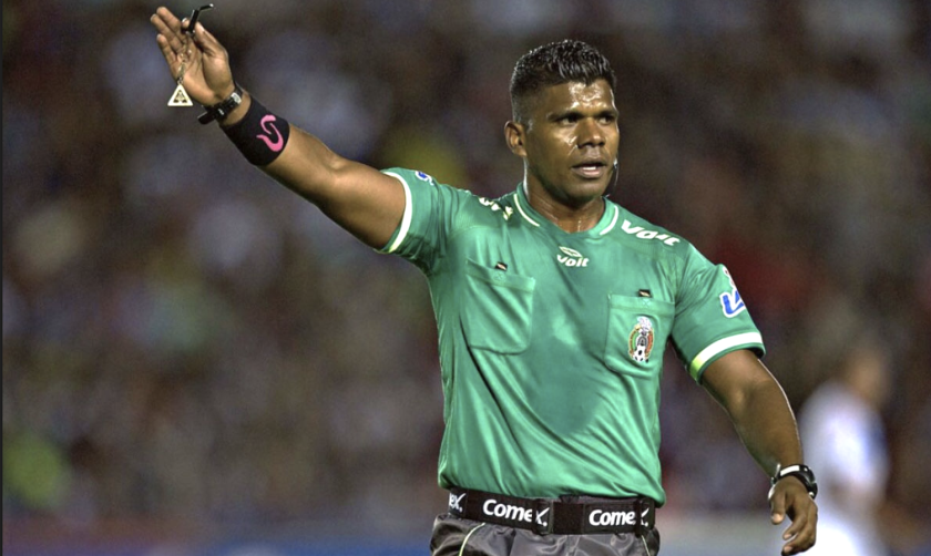 Adalid Maganda, árbitro mexicano.