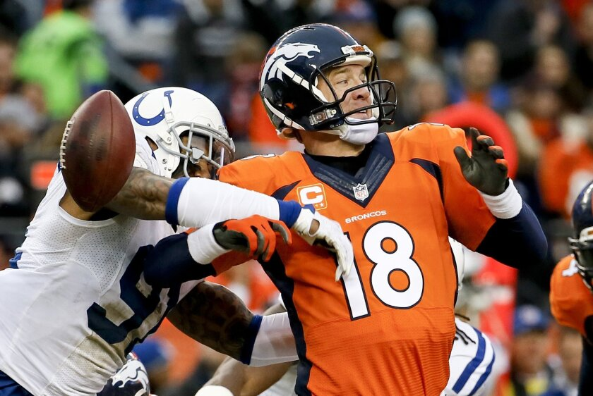 new style 46d46 9dc42 Peyton Manning's, Broncos' future unclear after 24-13 loss ...