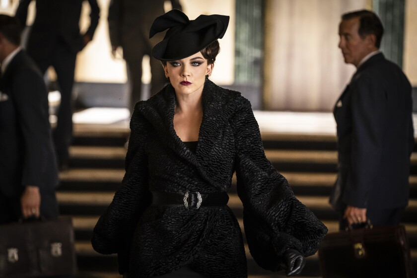 """Natalie Dormer stars in the supernatural drama """"Penny Dreadful: City of Angels."""""""