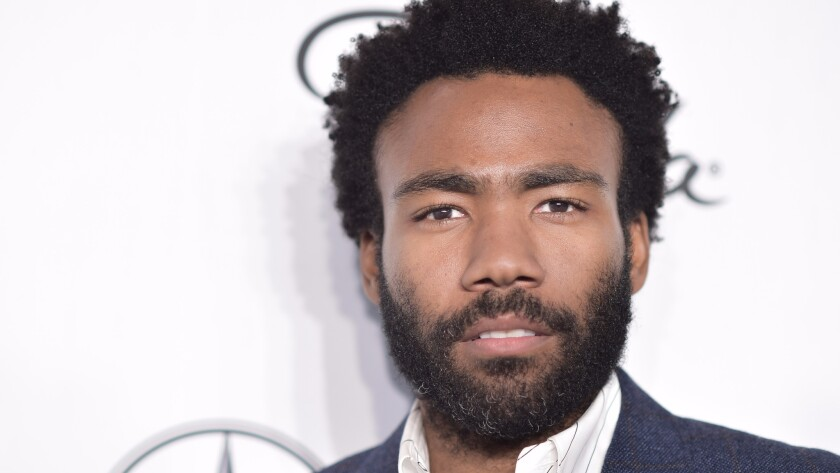Donald Glover has been cast as the young Lando Calrissian.