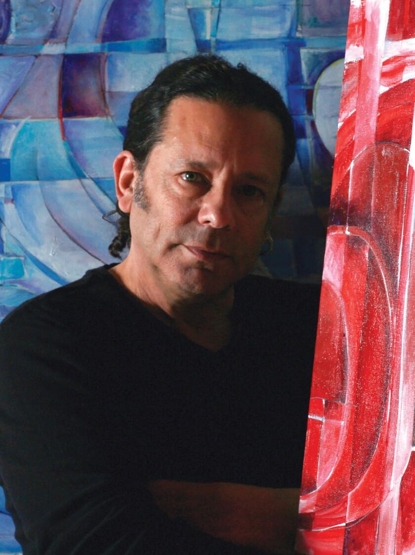 Artist Ted Meyer