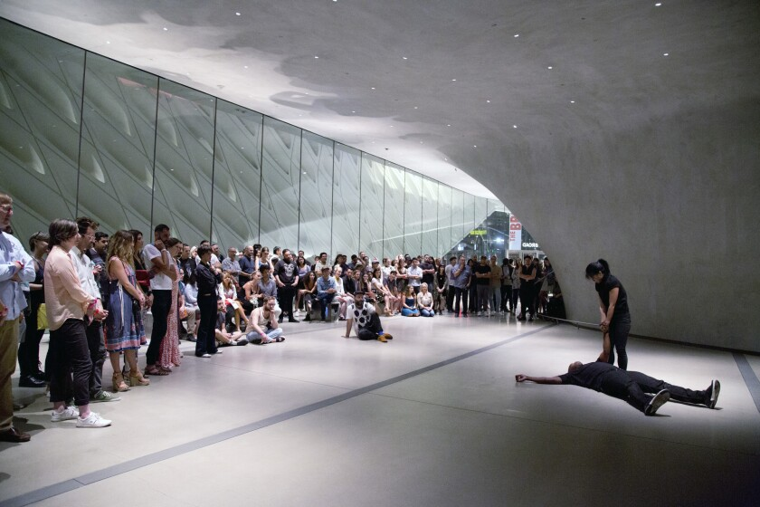 The Broad's series of Summer Happenings is a wildly eclectic mix of music and art.