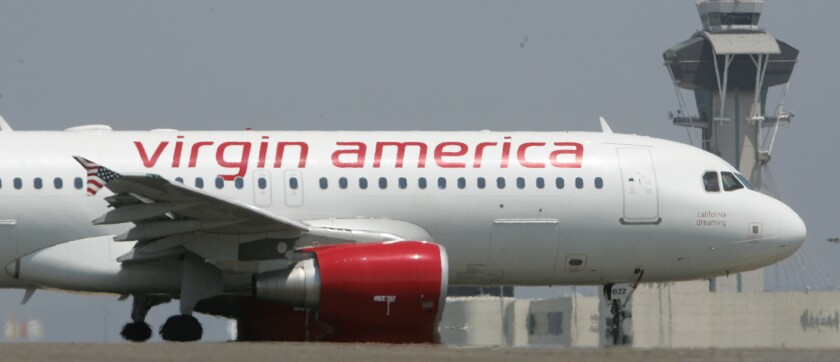 Virgin America reports first profitable year since its creation