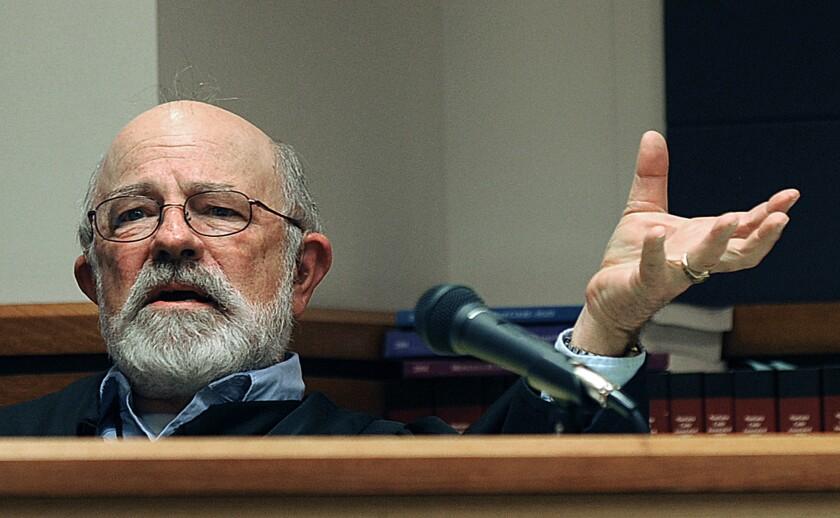 Montana District Judge Todd Baugh