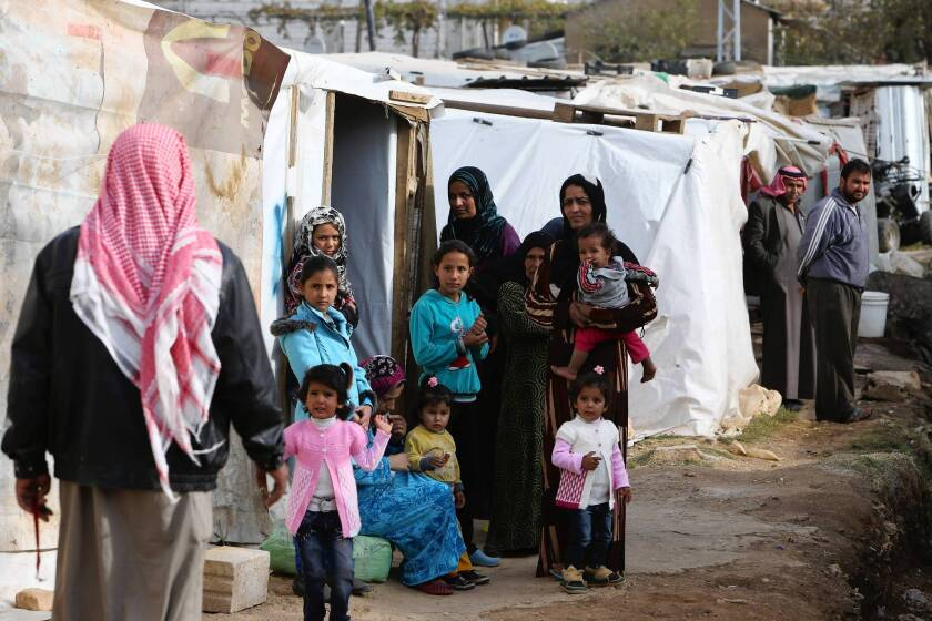 Syrians need aid before winter