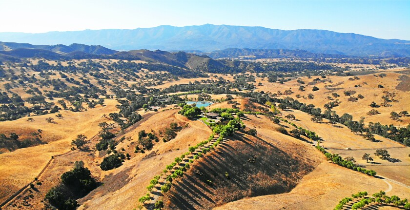 Santa Ynez ranch once owned by McDonald's owner Ray Kroc