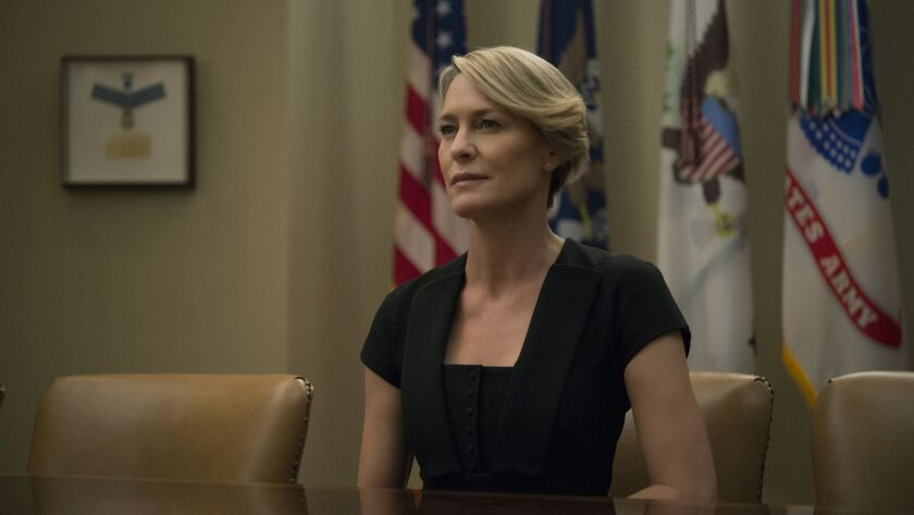 'House of Cards' season 4