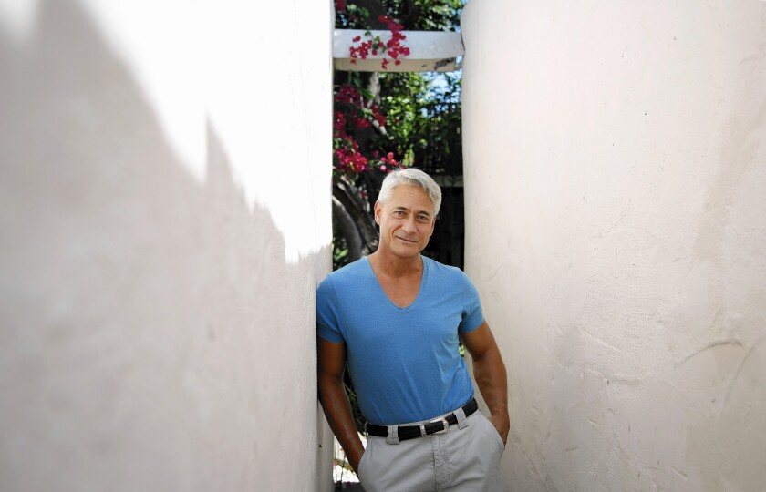 """Olympic diving gold medalist Greg Louganis is the subject of the HBO documentary """"Back on Board."""""""