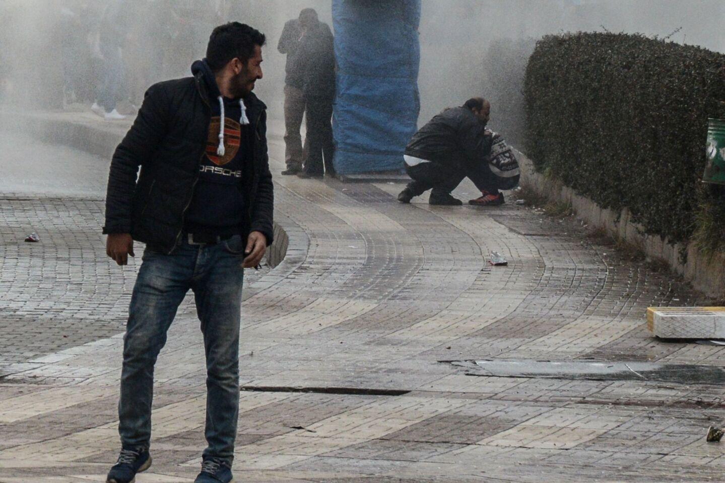 TURKEY-KURDS-UNREST-CURFEW-DEMO