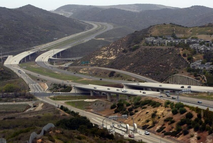 New study calls on O.C. tollway agency to shelve project