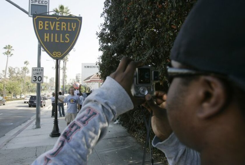'Little Santa Monica' street name could be erased in Beverly Hills