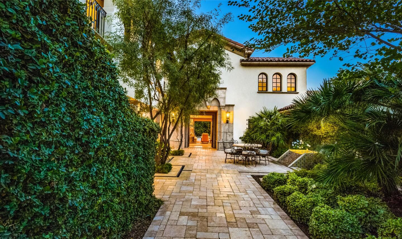 Sylvester Stallone's La Quinta retreat - Los Angeles Times