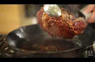 Chef David LeFevre on how to cook a great steak