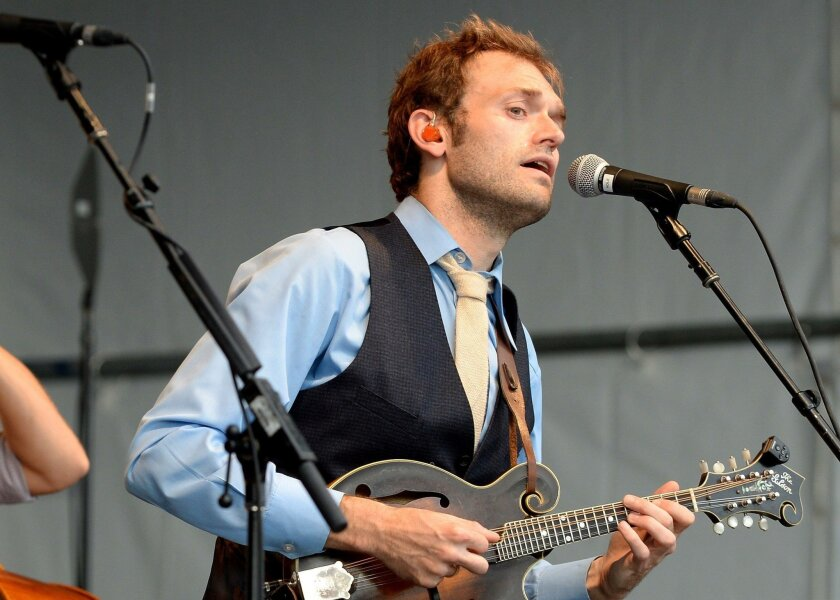 FRANKLIN, TN - SEPTEMBER 26:  Chris Thile of Punch Brothers performs onstage during Pilgrimage Music & Cultural Festival on September 26, 2015 in Franklin, Tennessee.  (Photo by Jason Davis/Getty Images for Pilgrimage Music & Cultural Festival) ** OUTS - ELSENT, FPG, CM - OUTS * NM, PH, VA if sourc