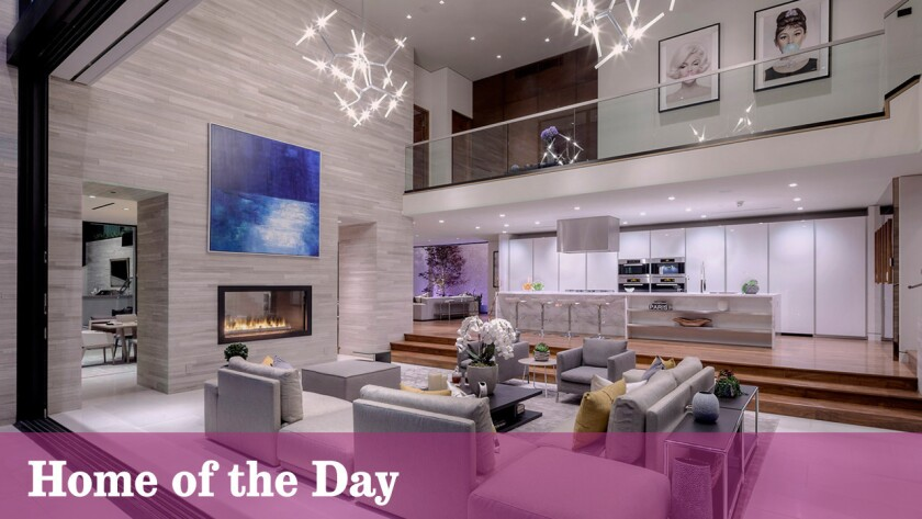 Home of the Day: A playboy's contemporary in Hollywood Hills West
