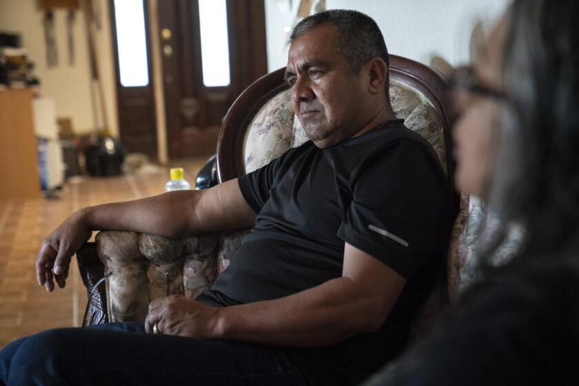 Former U.S. Customs and Border Protection agent Raul Rodriguez
