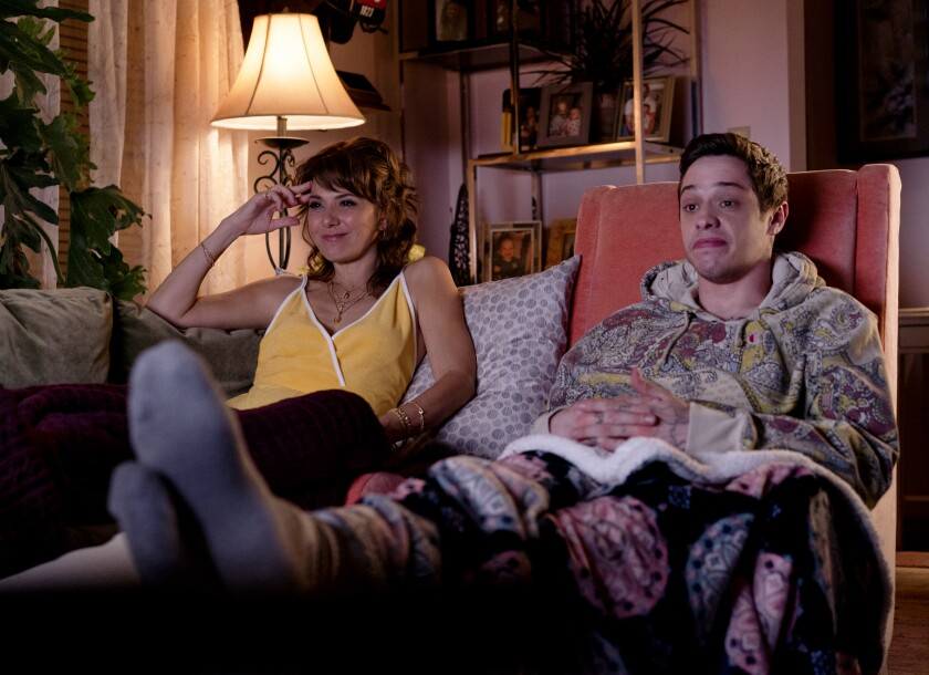 """Marisa Tomei co-stars with Pete Davidson in """"The King of Staten Island."""""""