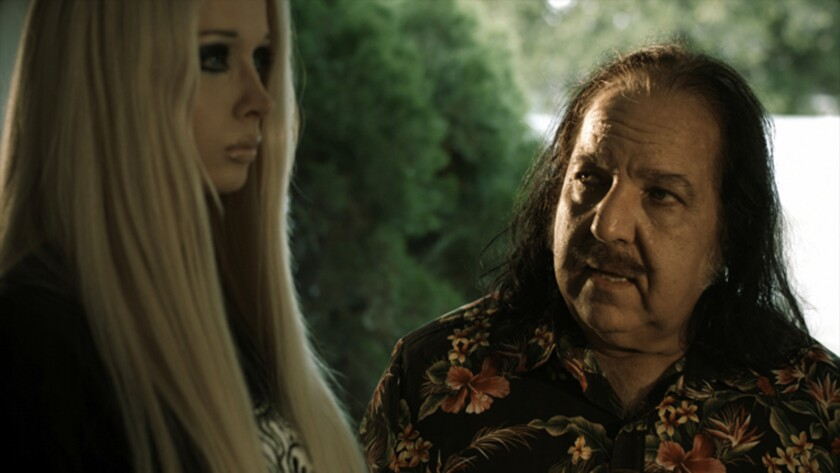 Review: Human Barbie can't save 'The Doll' from its own incompetent horror