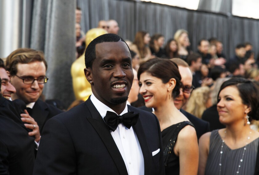 Sean 'Diddy' Combs to launch Revolt TV in July