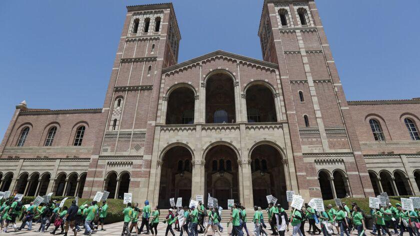 Royce Hall at UCLA.