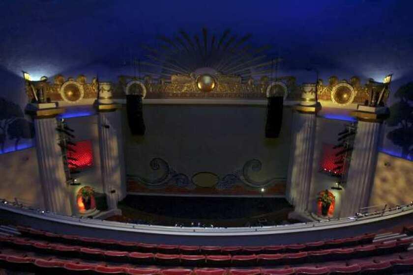 Alex Theatre.