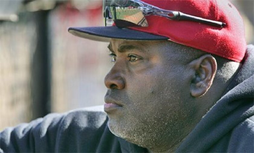 """""""I'm going to be aggressive and not slow moving in treating this,"""" Tony Gwynn said of the cancer he is battling."""