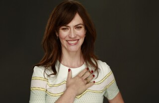 For 'Billions,' actress Maggie Siff had to research hedge funds -- and S&M