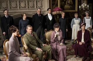 'Downton Abbey': The cast