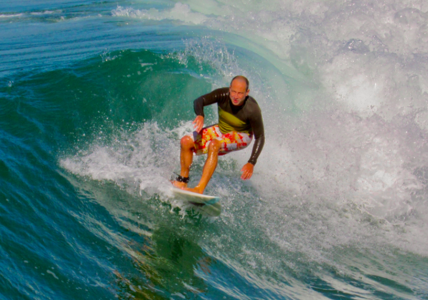 A high surf advisory will be in effect for San Diego County beaches