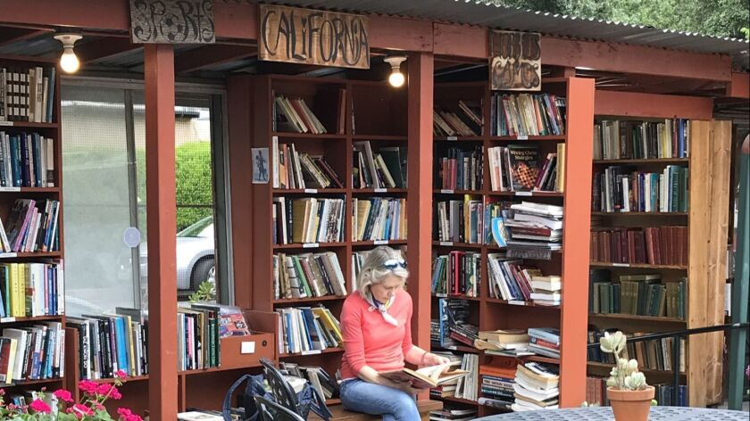 Spend a lazy afternoon at Bart's Books, home to browsers and bibliophiles