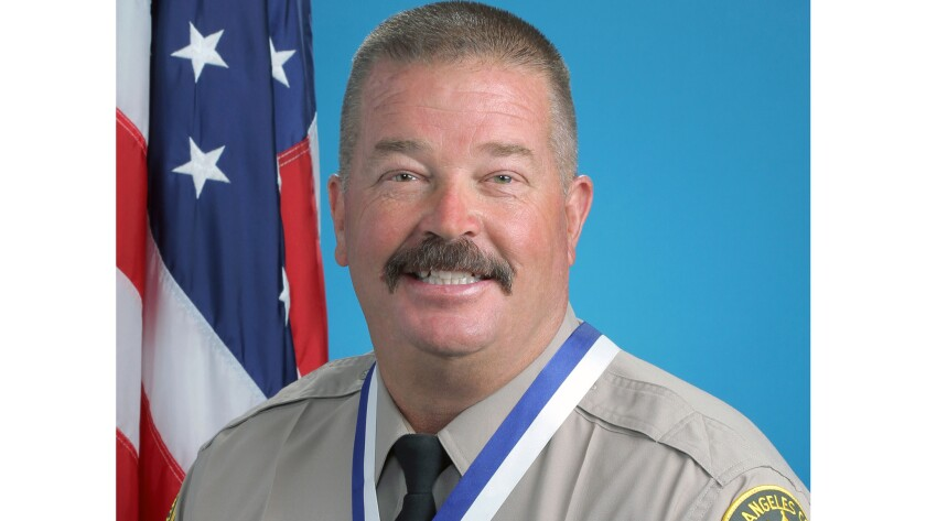 L.A. County Sheriff's Sgt. Steve Owen.
