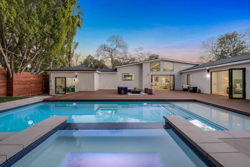 Marisol Nichols' Valley Village home   Hot Property