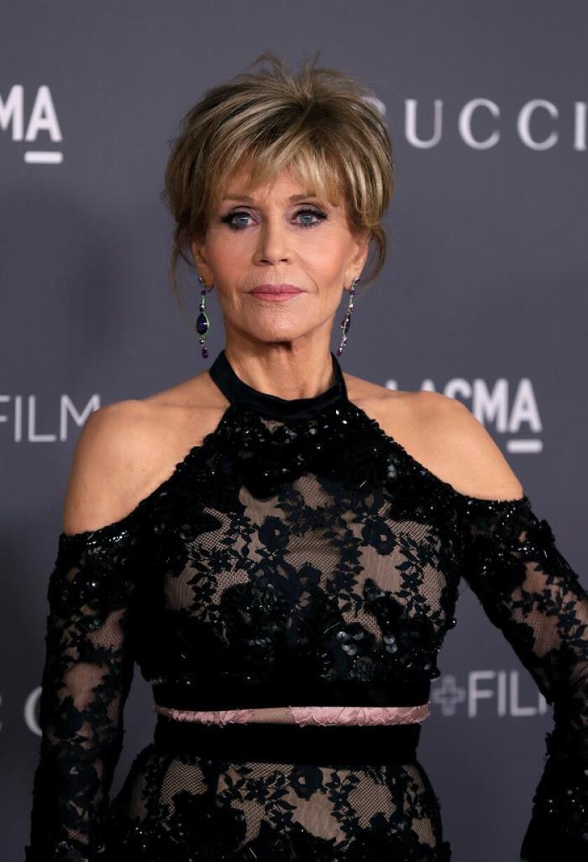 La Asociación Nacional de Ejecutivos Televisivos (NATPE) inaugurará mañana en Miami Beach su conferencia anual, que es uno de los escaparates de contenidos audiovisuales más importantes del mundo. En este evento, la actriz Jane Fonda dará una conferencia, programada para el miércoles. EFE/EPA/ARCHIVO