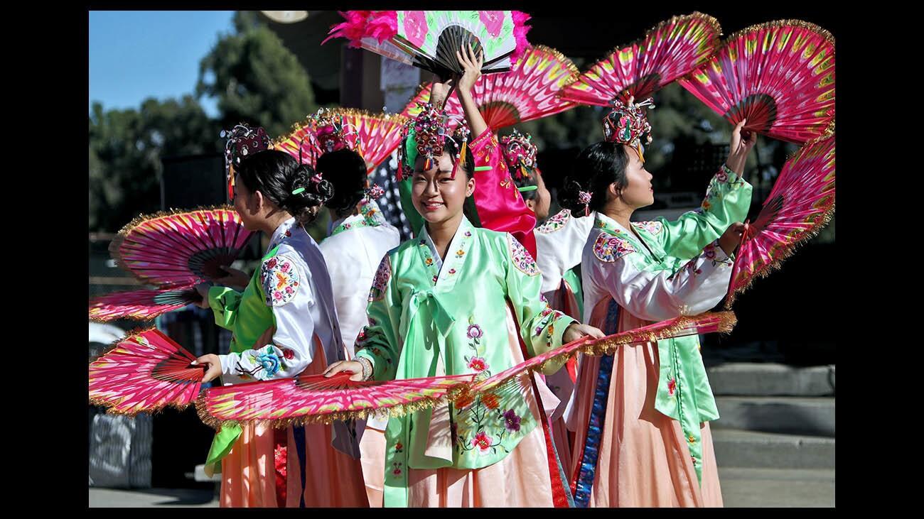 Photo Gallery: 4th annual Korean Culture Festival at Memorial Park