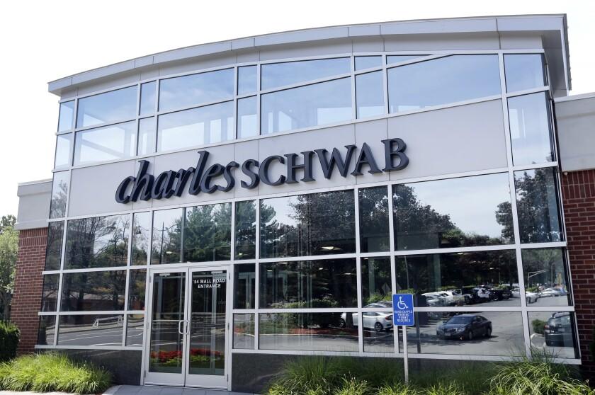 Charles Schwab branch
