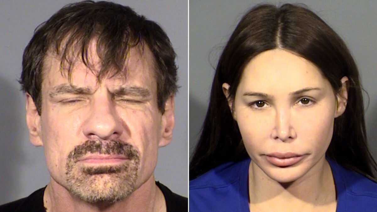 Tech Billionaire Henry Nicholas Is Charged With Drug Trafficking In Las Vegas Los Angeles Times