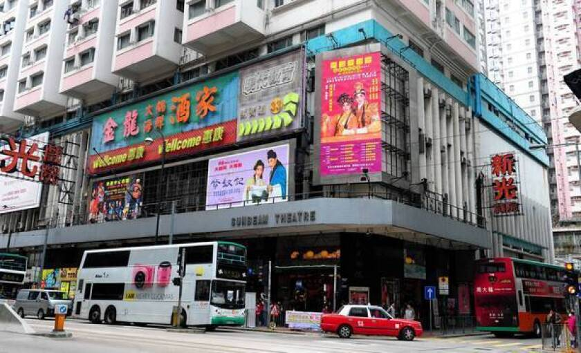 In Hong Kong, Cantonese opera takes pride of place