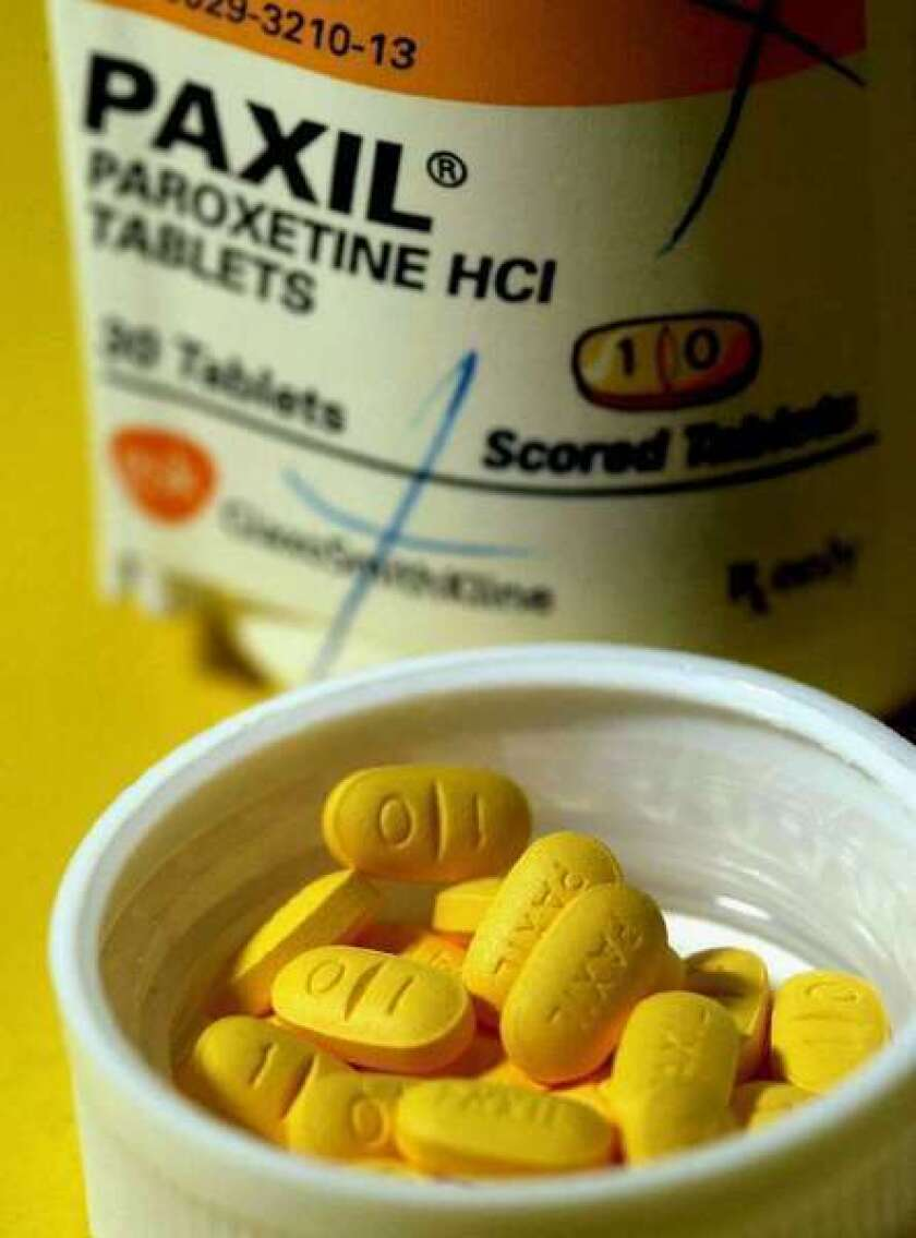 The FDA has approved a low-dose version of the antidepressant paroxetine, known commercially as Paxil, as a nonhormonal treatment for women with moderate to severe hot flashes.