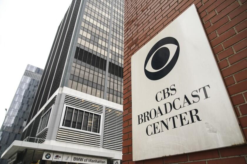 CBS Broadcast Center in New York City.