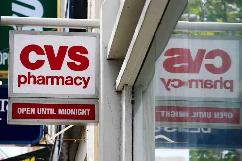Cvs Customers Say Unauthorized Prescription Refills Still Occur Los Angeles Times
