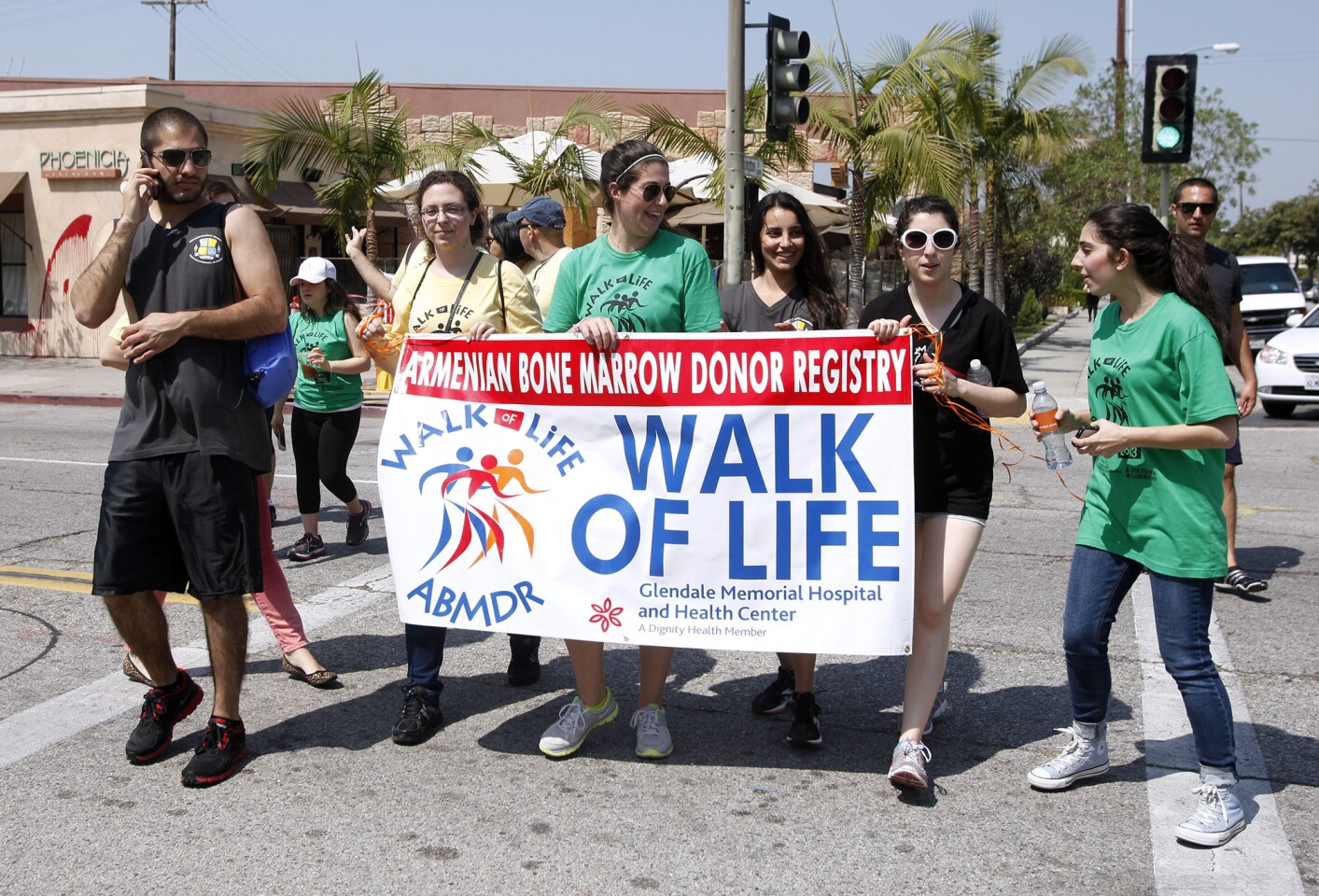Photo Gallery: Walk for Life walk-a-thon in Glendale