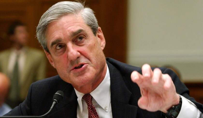 The Democrats' appetite for impeachment isn't just about Ukraine. It's also about Robert S. Mueller III's report and a host of other issues.