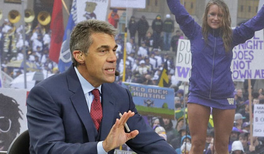 "Chris Fowler on ""College GameDay"""