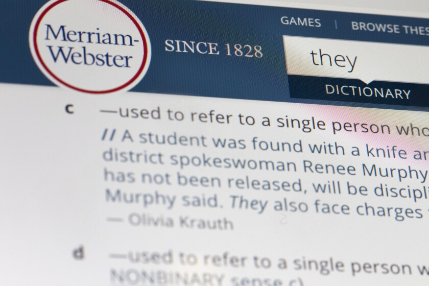 Word of the Year-Merriam-Webster