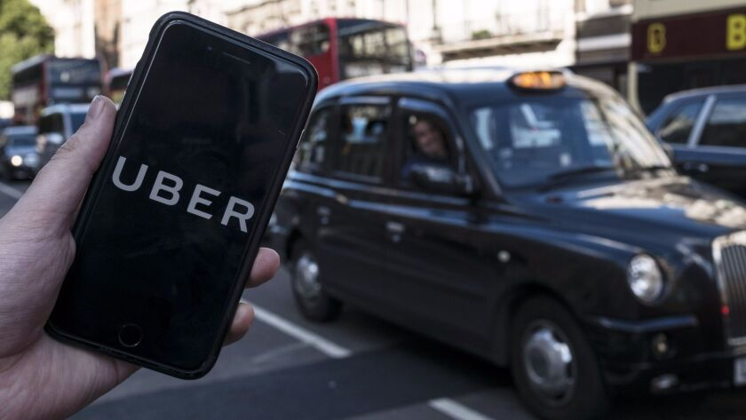 Unresolved lawsuits and the failure to disclose a data breach may have diminished Uber's value.